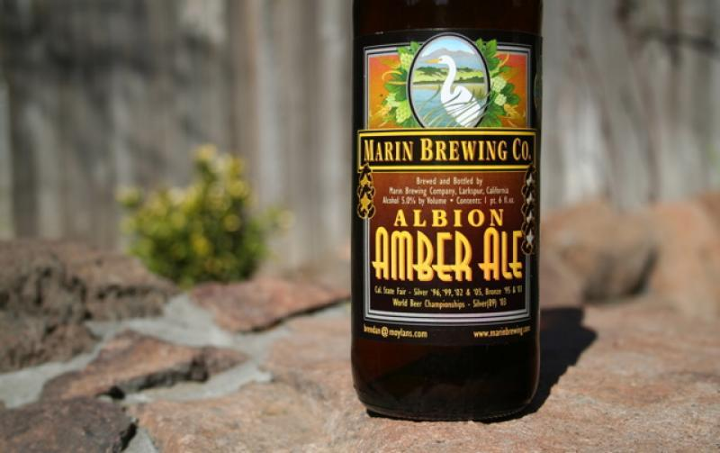Albion Amber Ale