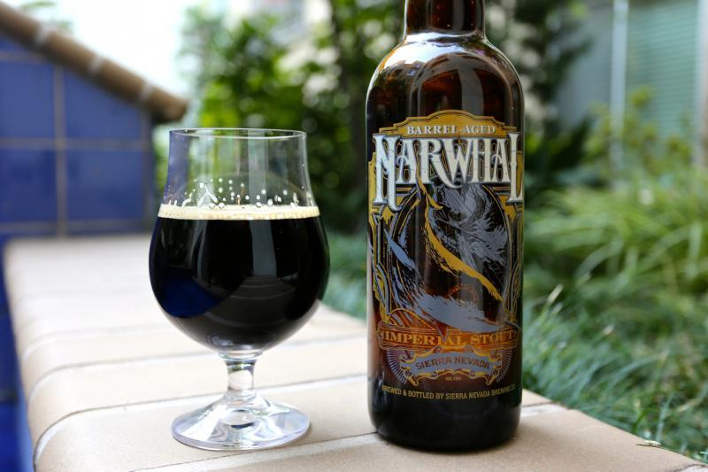 Narwhal Imperial Stout (Barrel-Aged)