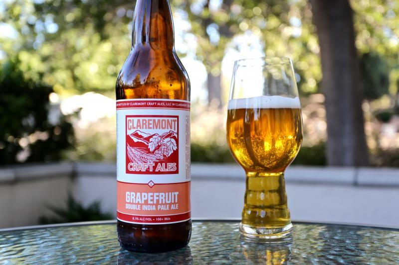 Claremont Grapefruit Double IPA