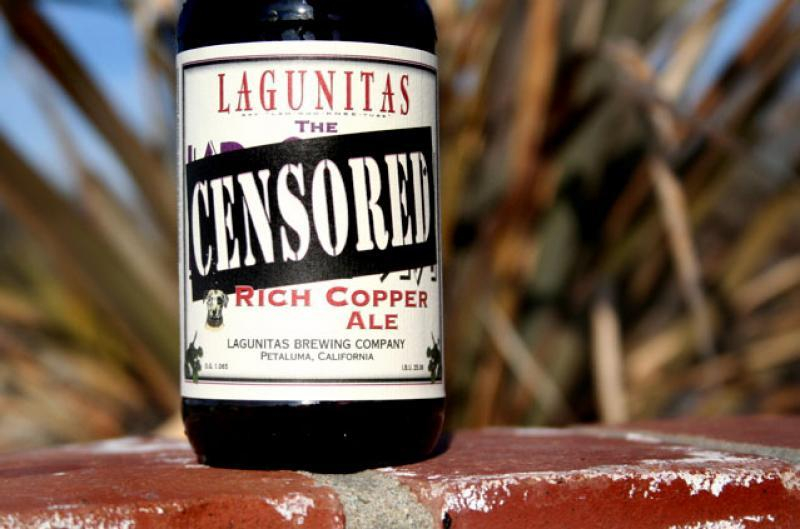 Lagunitas Censored