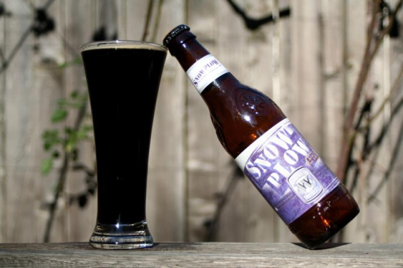 Snow Plow Milk Stout