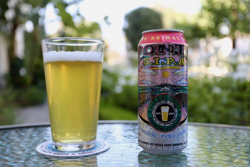 Ponto S.I.P.A. (Sessionable India Pale Ale)