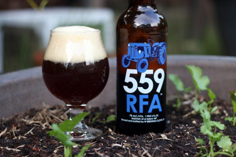 559 RFA (Raisin Farmer Ale)