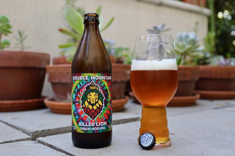 Killer Lion Fresh Hop IPA