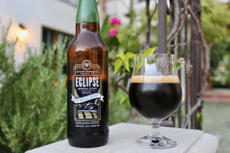 Eclipse - Imperial Stout Aged in Templeton Rye Barrels