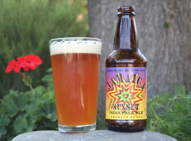 Jamaica Sunset IPA