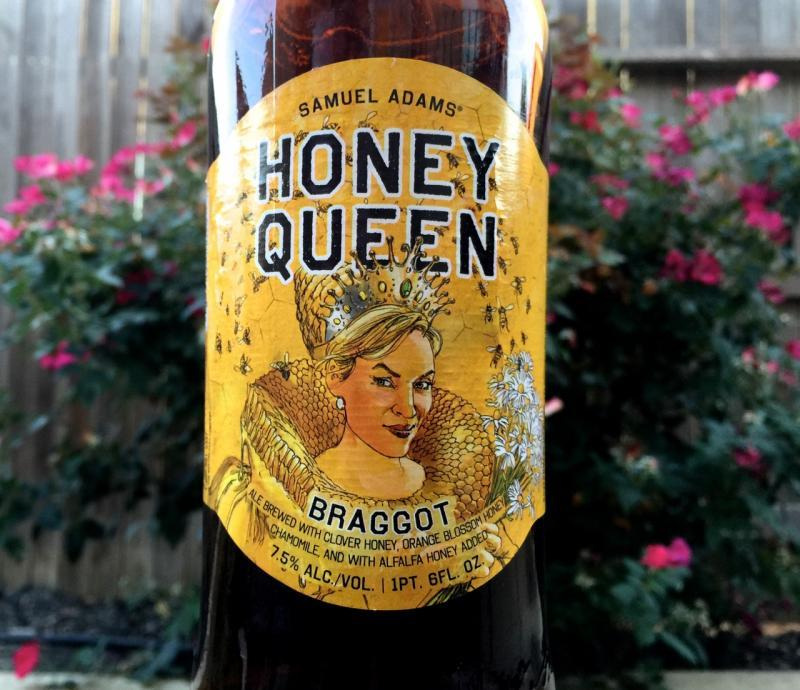 Samuel Adams Honey Queen