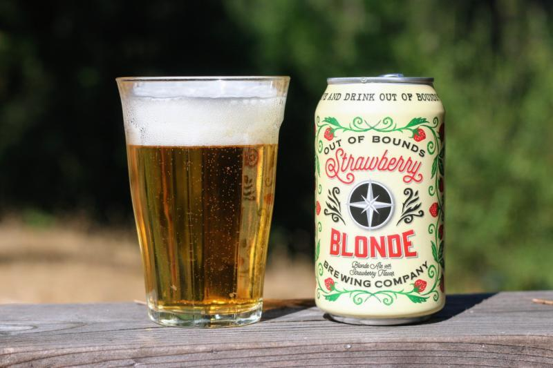 Out of Bounds Strawberry Blonde