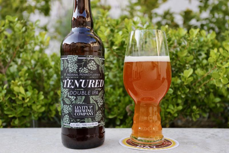 Tenured Double IPA