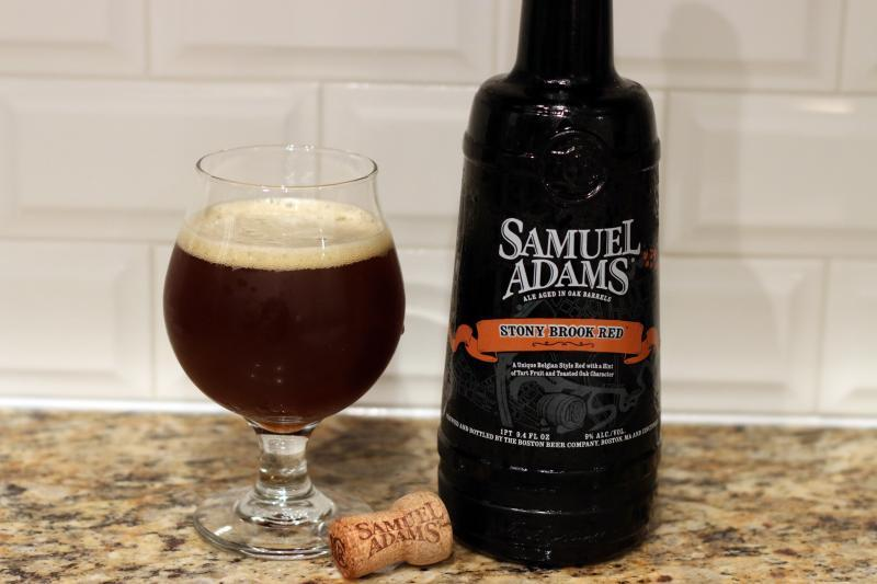 Samuel Adams Stony Brook Red