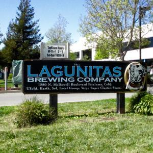 Beer of the Day Visits Lagunitas Photo 1