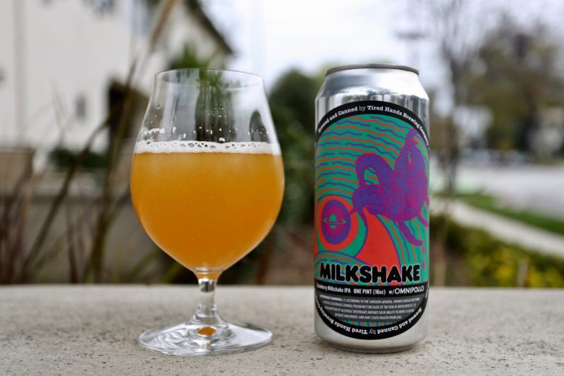 Strawberry Milkshake IPA