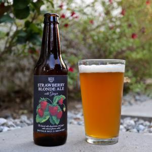 Strawberry Blonde Ale with Ginger Thumbnail