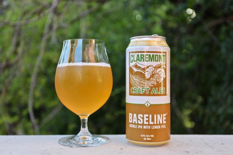 Baseline DIPA with Lemon Peel